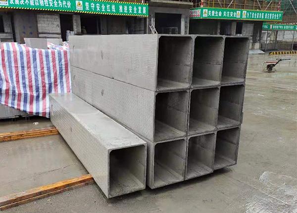 南京机制水泥烟道